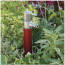 お庭に溶け込む ジラーレ S 散水用 立水栓柱