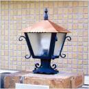 LED門柱灯 クラシカルランプ シーラーランプ /銅