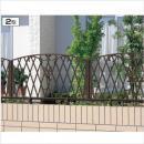 アルミ鋳物フェンス/フェアル2型