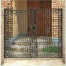 三協 アルミ 鋳物門扉 両開き ビアンソード