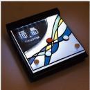 LED表札 街の灯 ステンドグラスタイプ