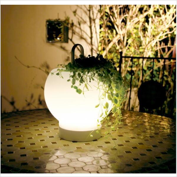 エコガーデン ソーラー LEDライト ミミコ|ブリックアート