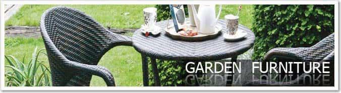 庭園用家具・ガーデンファニチャー
