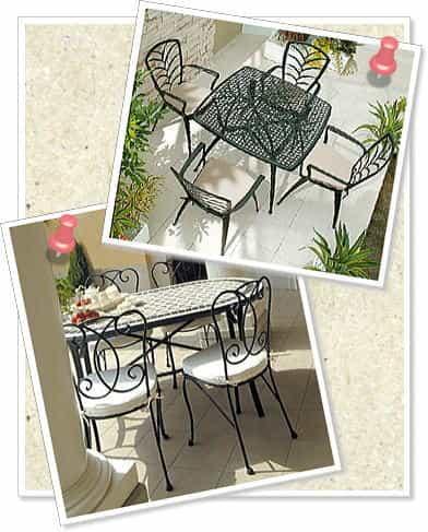 ガーデン ファニチャー家具・テーブル・チェアー セット・エクステリア外構用品専門店